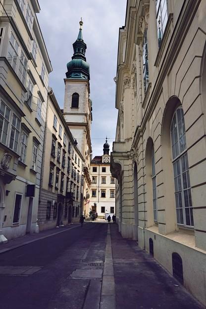ゴミが無い-Wien, Austria