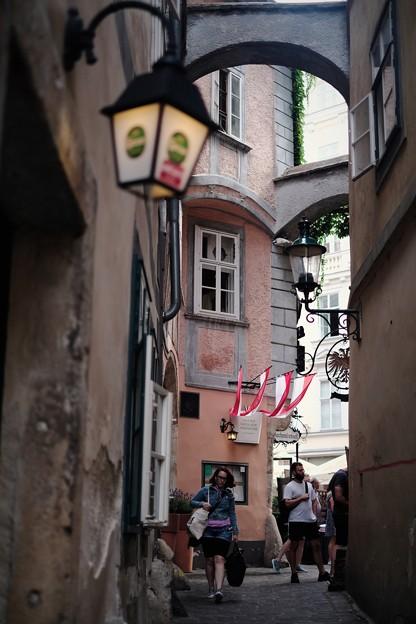 観光客-Wien, Austria