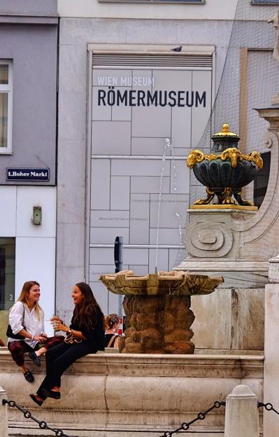 語らい-Wien, Austria
