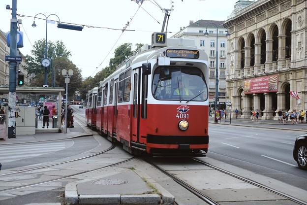 ホテルに戻ろう-Wien, Austria