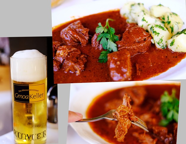 お肉がゴロゴロ-Wien, Austria