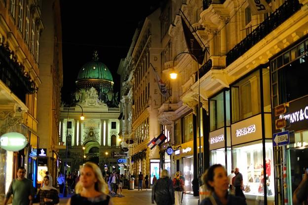治安の良さ-Wien, Austria