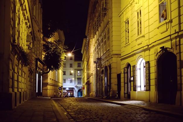 交錯する思い-Wien, Austria