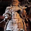 Photos: 広目天立像-奈良県奈良市:東大寺大仏殿
