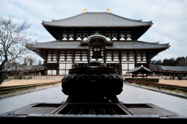 1300年の時を超えて-奈良県奈良市:東大寺大仏殿
