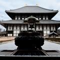 Photos: 1300年の時を超えて-奈良県奈良市:東大寺大仏殿