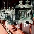 Photos: 釣燈籠-奈良県奈良市:春日大社