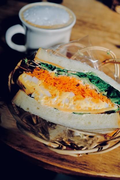 Photos: ボリュームたっぷり-奈良県奈良市:「MIA'S BREAD」