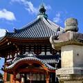 八角形の円堂-奈良県奈良市:興福寺南円堂