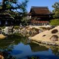 日本庭園に魅せられて-奈良県奈良市:依水園
