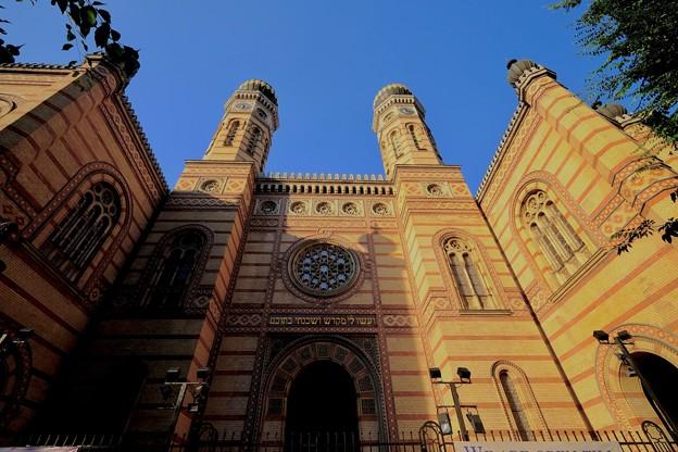 ユダヤ人街へ-Budapest, Hungary
