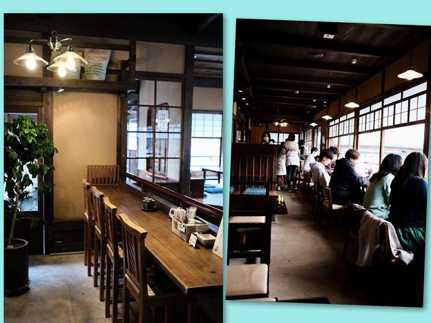 共通の楽しみ-三重県伊勢市:「五十鈴川カフェ」