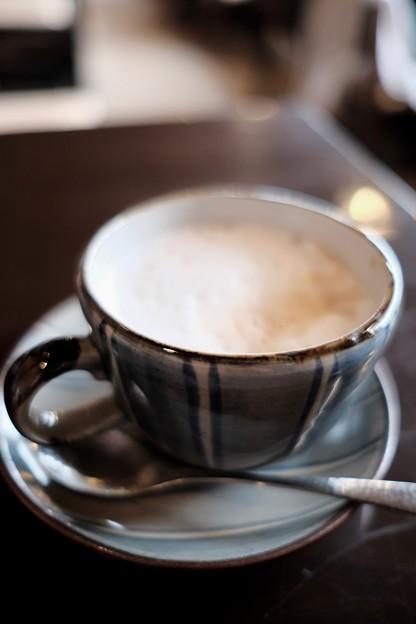 コーヒーよりもカフェ・オレ-三重県伊勢市:「五十鈴川カフェ」