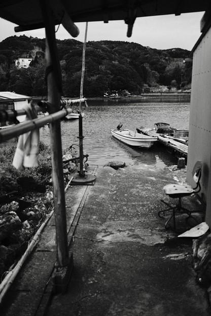 そろそろ夕食-三重県鳥羽市:浦村