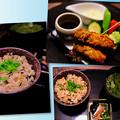 Photos: 地産地消の喜び-三重県鳥羽市:「あじ蔵CaroCaro」