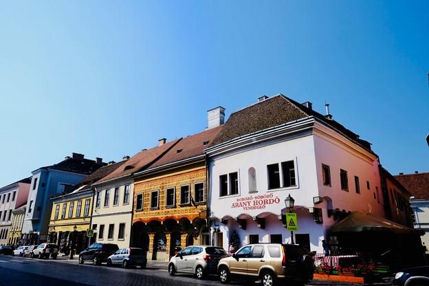 憧憬の光景-Budapest, Hungary