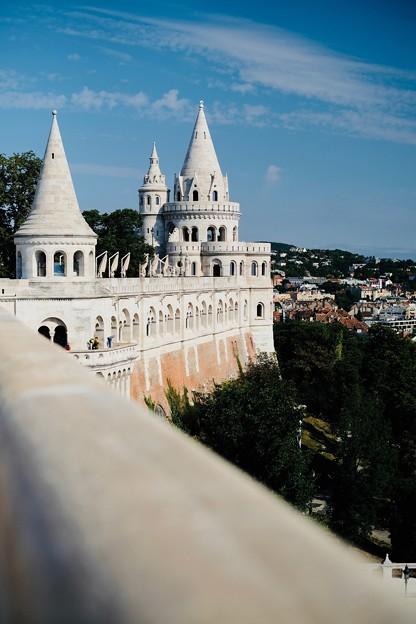 漁夫の砦-Budapest, Hungary