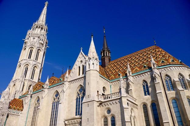 マーチャーシュ教会-Budapest, Hungary