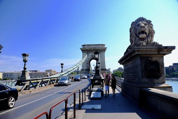 セーチェニー鎖橋-Budapest, Hungary