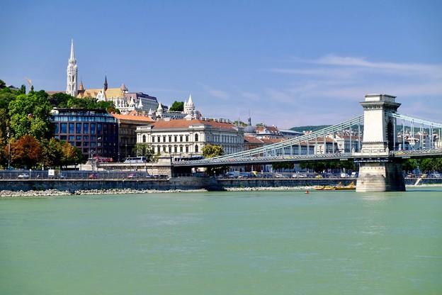 悠々たる大河-Budapest, Hungary