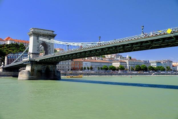 川面を吹く風-Budapest, Hungary