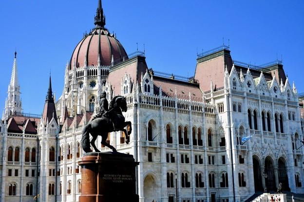 美しさにため息が出ます-Budapest, Hungary