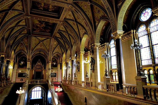 訪ねた甲斐がありました-Budapest, Hungary