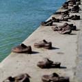 死者の靴-Budapest, Hungary