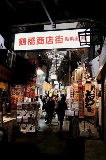 待ち合わせの前に-大阪市生野区:鶴橋