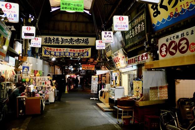Photos: 闇市の香り-大阪市生野区:鶴橋