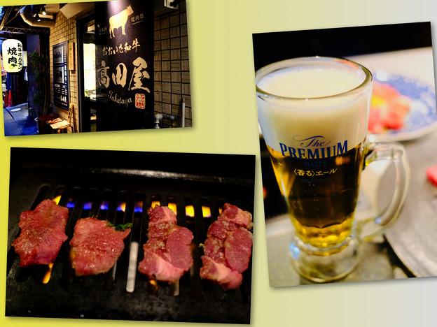 鶴橋に来たら焼肉でしょ-大阪市生野区:鶴橋