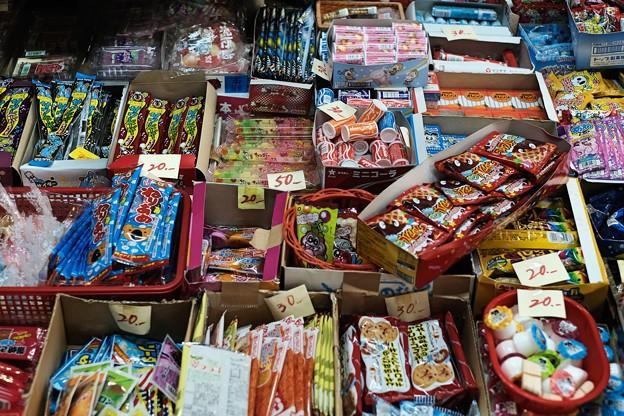 駄菓子屋-大阪市天王寺区:阪和商店街