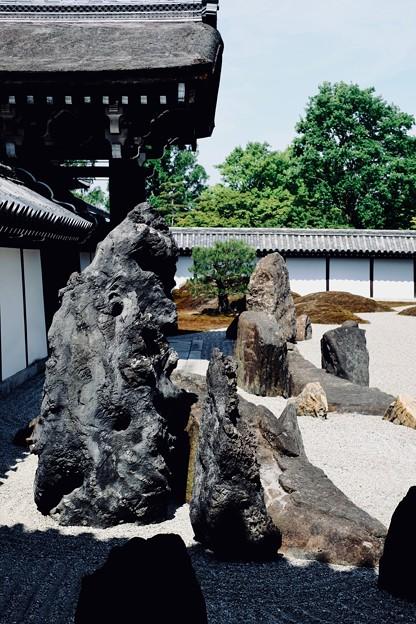 重森三玲の世界へ-京都市東山区:東福寺