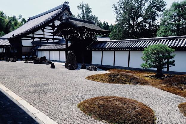 永遠のモダニズム-京都市東山区:東福寺