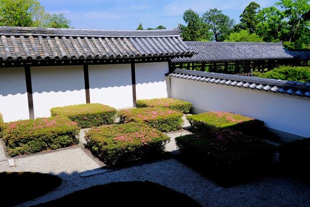 西庭へ-京都市東山区:東福寺