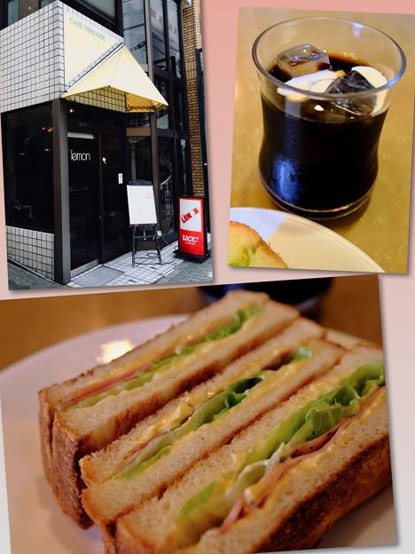 昔ながらの喫茶店-京都市東山区:喫茶「れもん」
