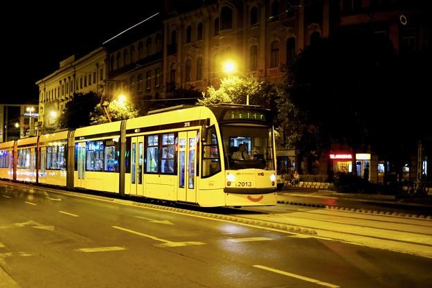 夜明け前-Budapest, Hungary