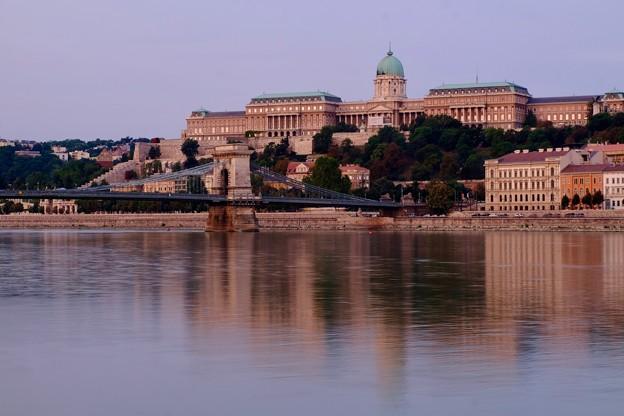 朝の静寂-Budapest, Hungary