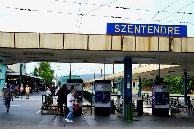センテンドレへ-Szentendre, Hungary