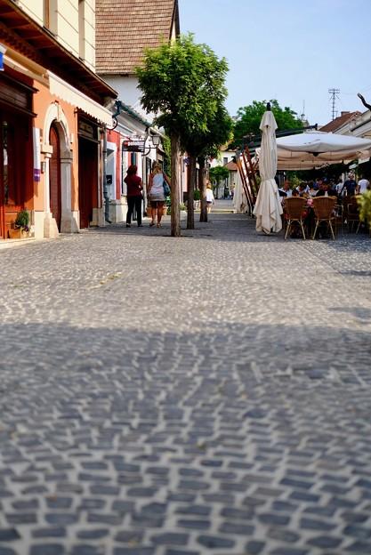 歴史豊かな小さな町-Szentendre, Hungary