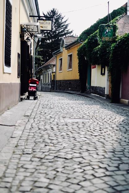おとぎ話のような町-Szentendre, Hungary