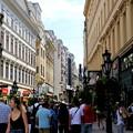 ブダペスト最大の繁華街-Budapest, Hungary