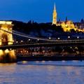 夜もまた美しい街-Budapest, Hungary
