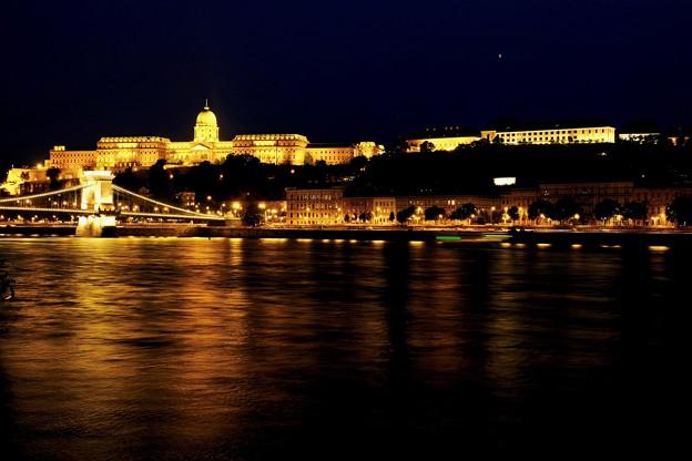 漆黒の闇に包まれて-Budapest, Hungary
