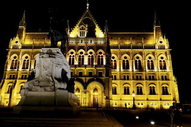 眩い夜-Budapest, Hungary