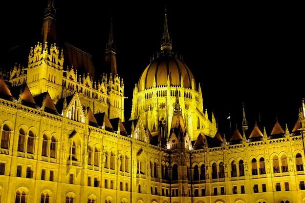 民主化の象徴-Budapest, Hungary