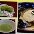絶品の竹の子蕎麦-京都市西京区:「畑井」