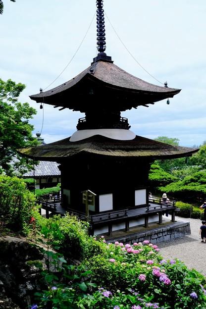 多宝塔-京都市西京区:善峯寺