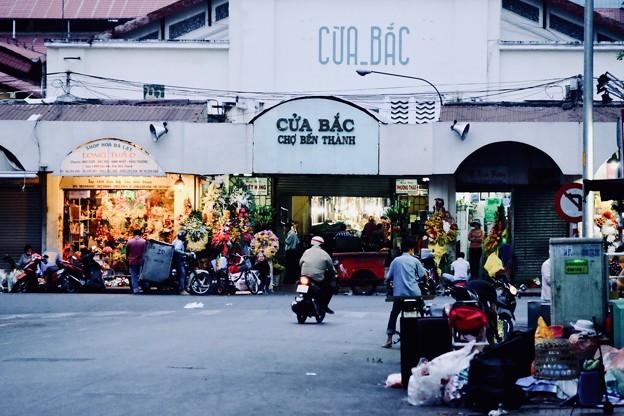 ベトナムへの旅-Ho Chi Minh, Viet Nam