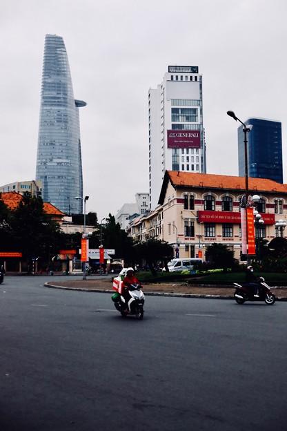 活気溢れるホーチミン-Ho Chi Minh, Viet Nam